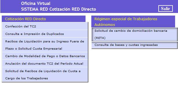 Cotización RED DIRECTO