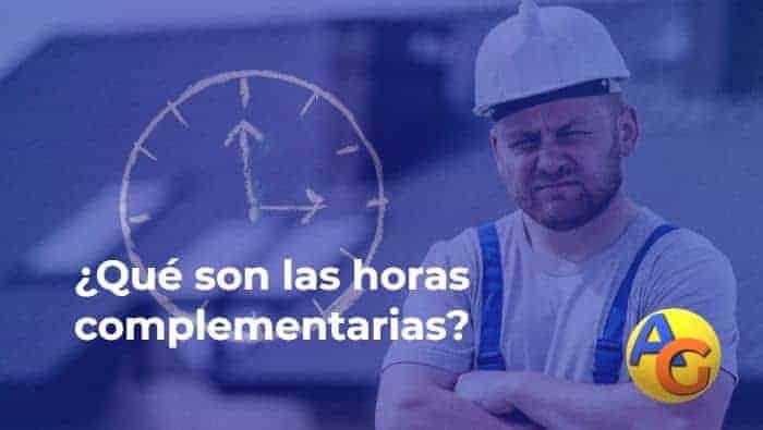 horas complementarias laboral