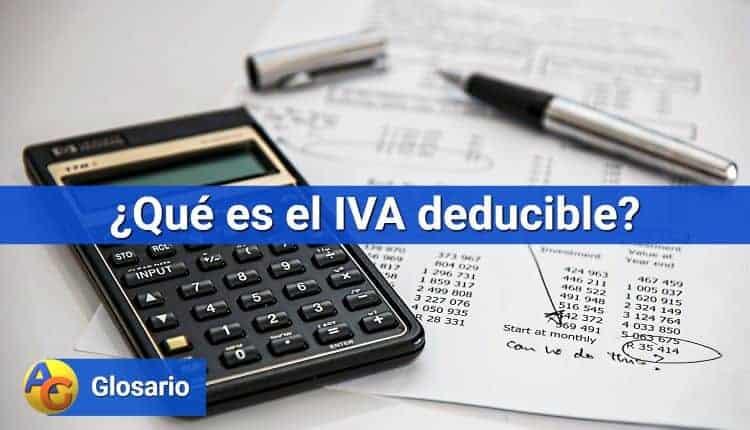 IVA deducible
