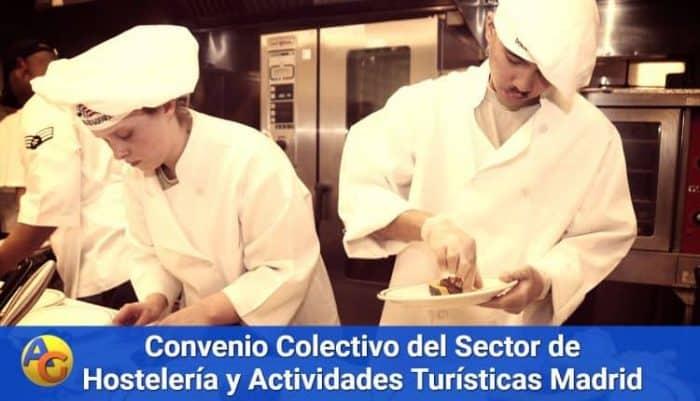 Hostelería y Actividades Turísticas Madrid