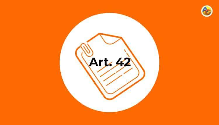 ¿Cómo pedir el certificado estar al corriente Art. 42 ET?